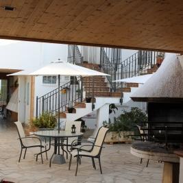 El pati de Cal Gasso
