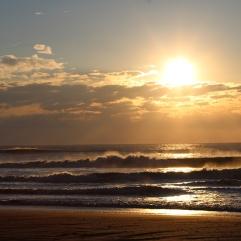 Sortida de sol Delta de l'Ebre